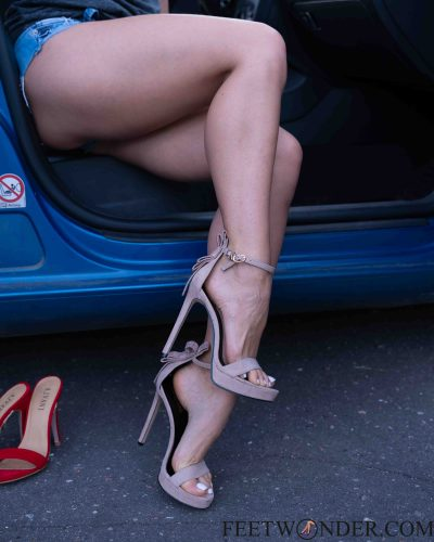 Long Legs And Feet