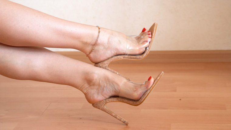 sexy female feet