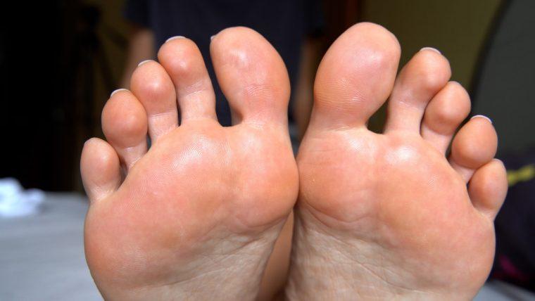 Sexy Giantess Foot Fetish Video